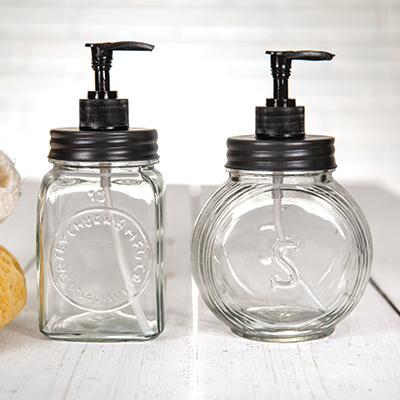Soap and Lotion Dispensers